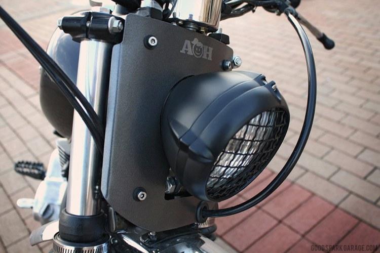 Wilkinson Bros Scrambler CL360 Headlight