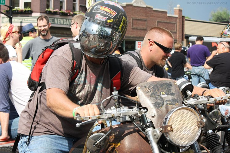 Rockers Reunion Indy 2015 Rat Bike