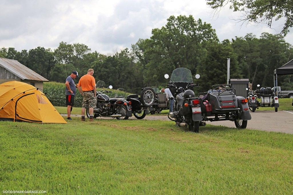 Ural-Sidecar-Camping-Heindl-Rally