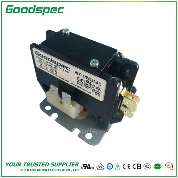 HLC-1NV02AAC(1P/30A/277VAC) DEFINITE PURPOSE CONTACTOR