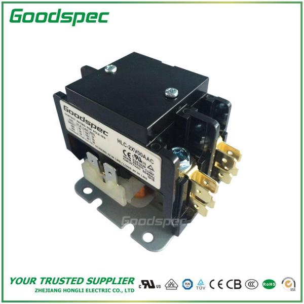 HLC-2XV00AAC(2P/20A/277VAC) DEFINITE PURPOSE CONTACTOR