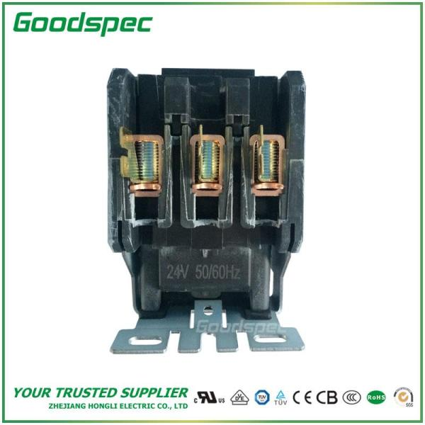HLC-3XQ05CG(3P/50A/24VAC)DEFINITE PURPOSE CONTACTOR