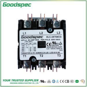 HLC-3XT04CG(3P/40A/120VAC) DEFINITE PURPOSE CONTACTOR