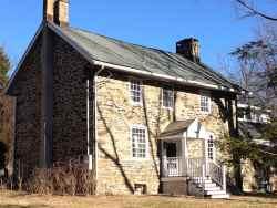Joseph Thatcher house on Plum Brook Road