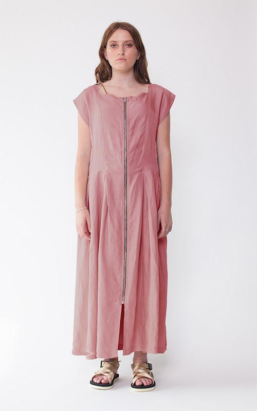 ROSE_ZIPPER-DRESS_FRONT