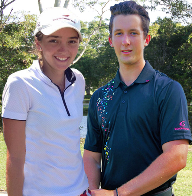 Golf QLD State Team Selection 2016