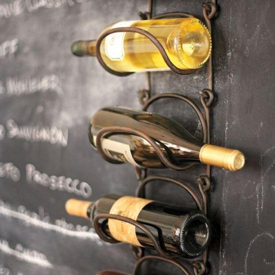 Decorative Wall Wine Rack