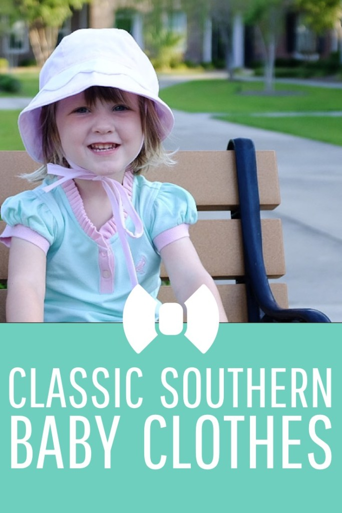 Southern baby clothes