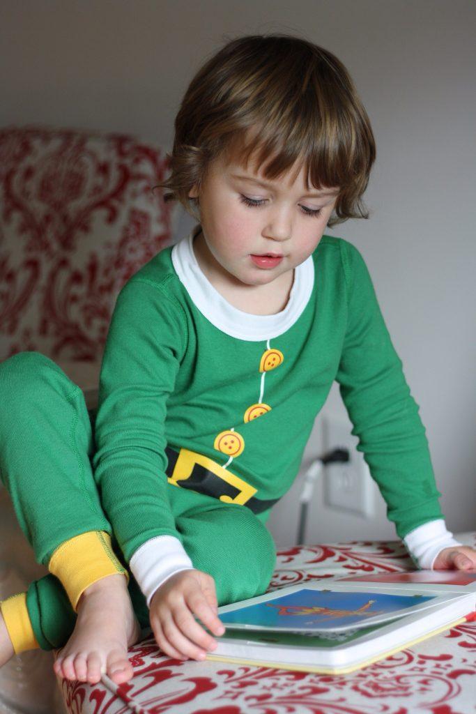 hanna andersson pajamas christmas - Elf Pajamas