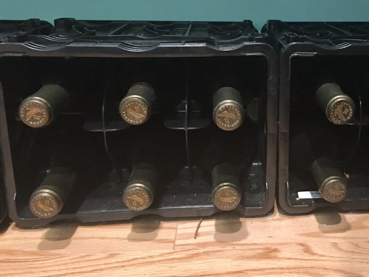 Storvino wine crate