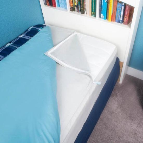 Quick zip sheets