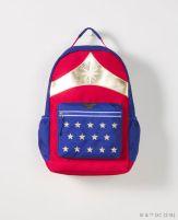 Superhero backpack-wonderwoman