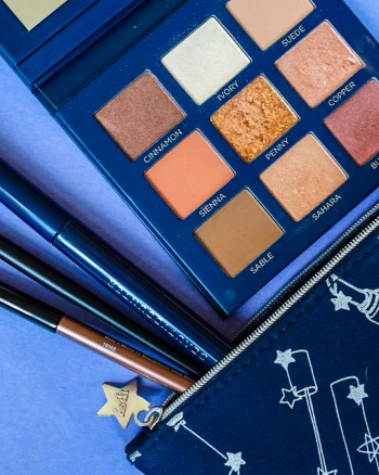 You need this bronzey eyeshadow palette for fall (actually, year-round)