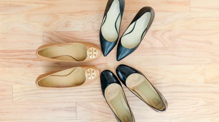 comfortable heels for work