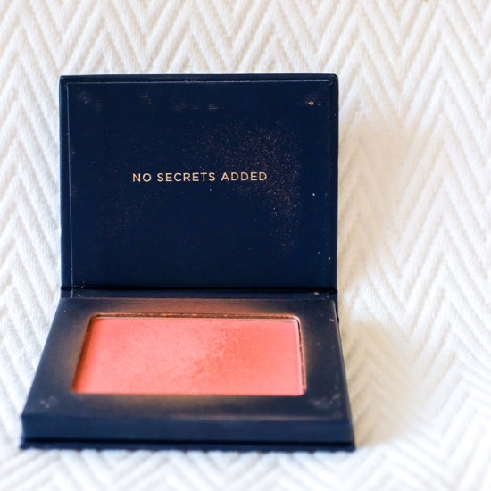 Blush for Natural Rosy Cheeks