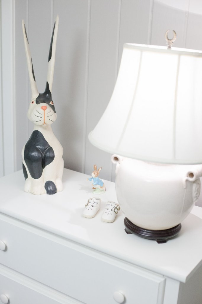 designer nursery on a budget: accessories