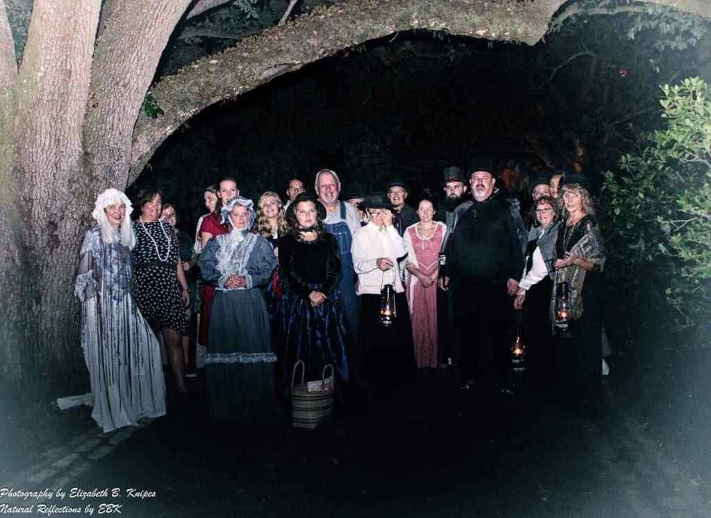 things to do in Myrtle Beach this October: Conway Ghost Walk