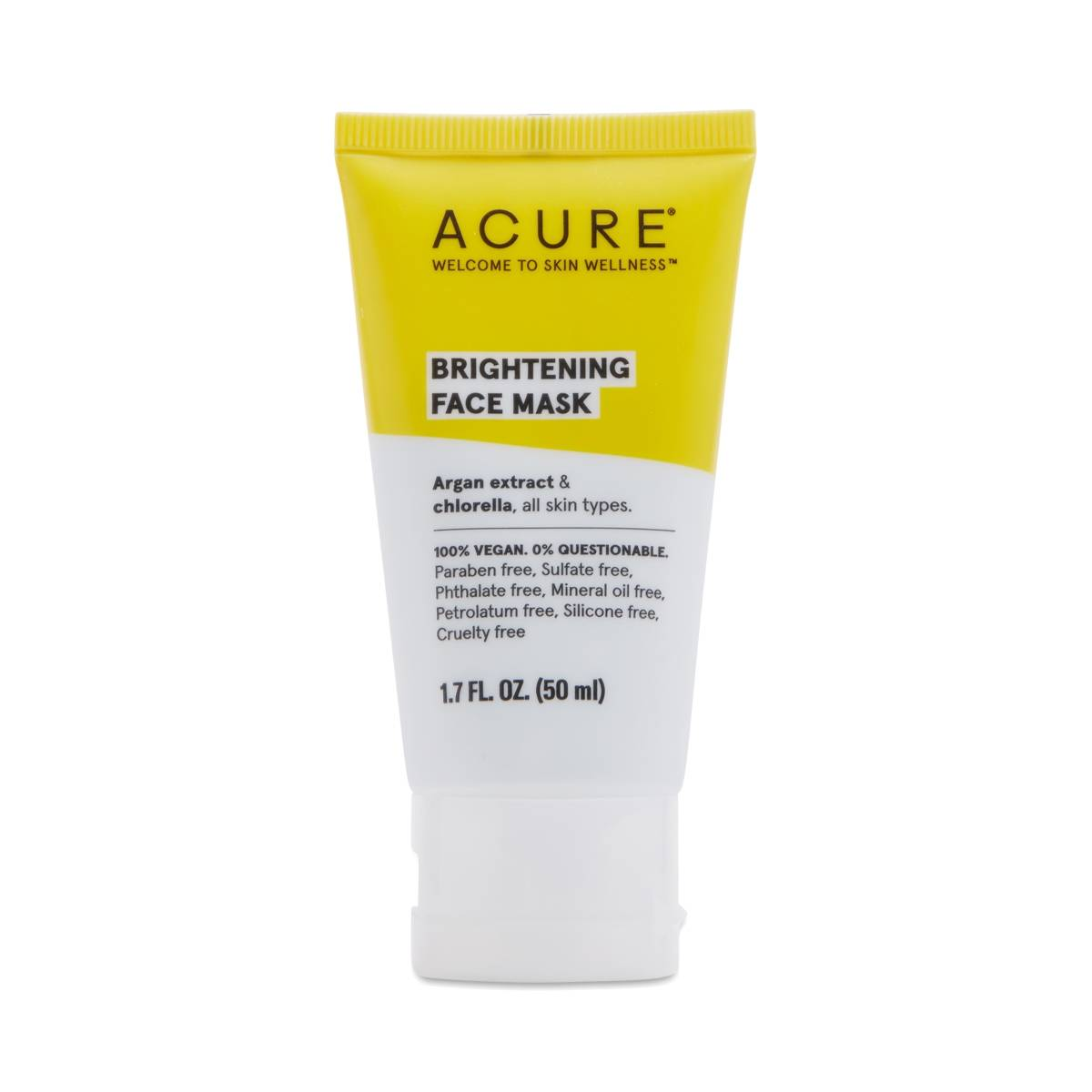 Acure Brightening Face Mask ⋆ Good Taste Guide