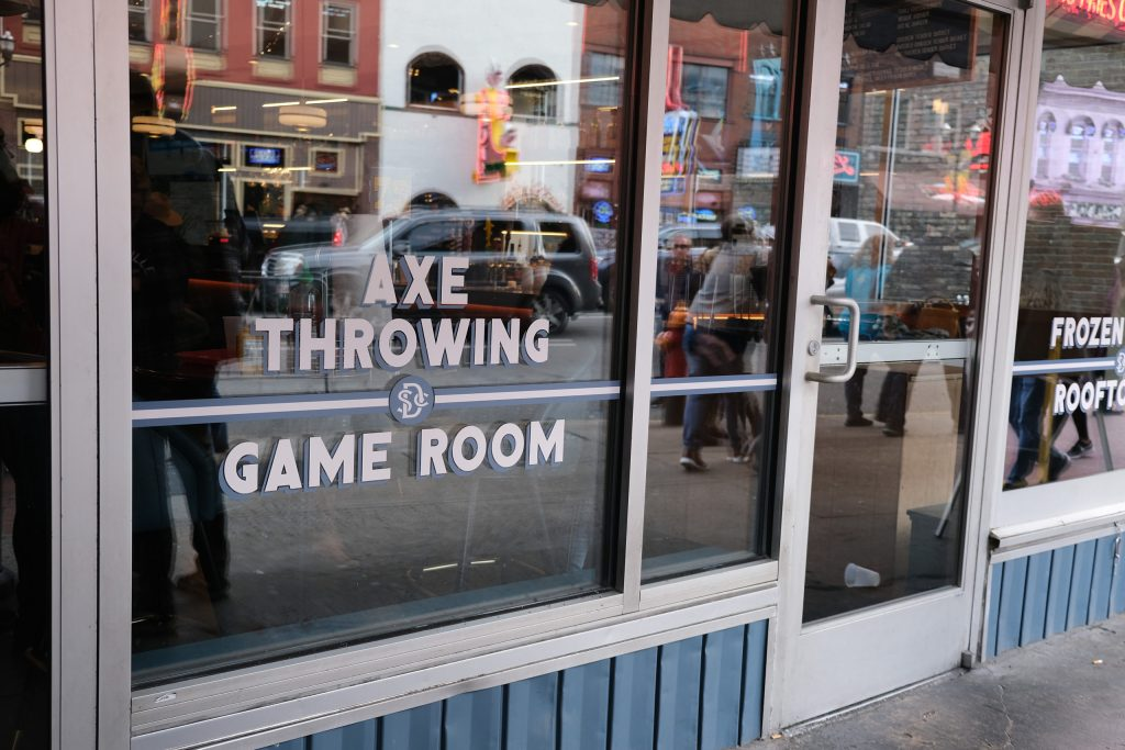 Game Room Nashville