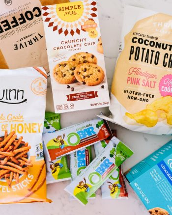 Dairy-free snacks for kids from Thrive Market