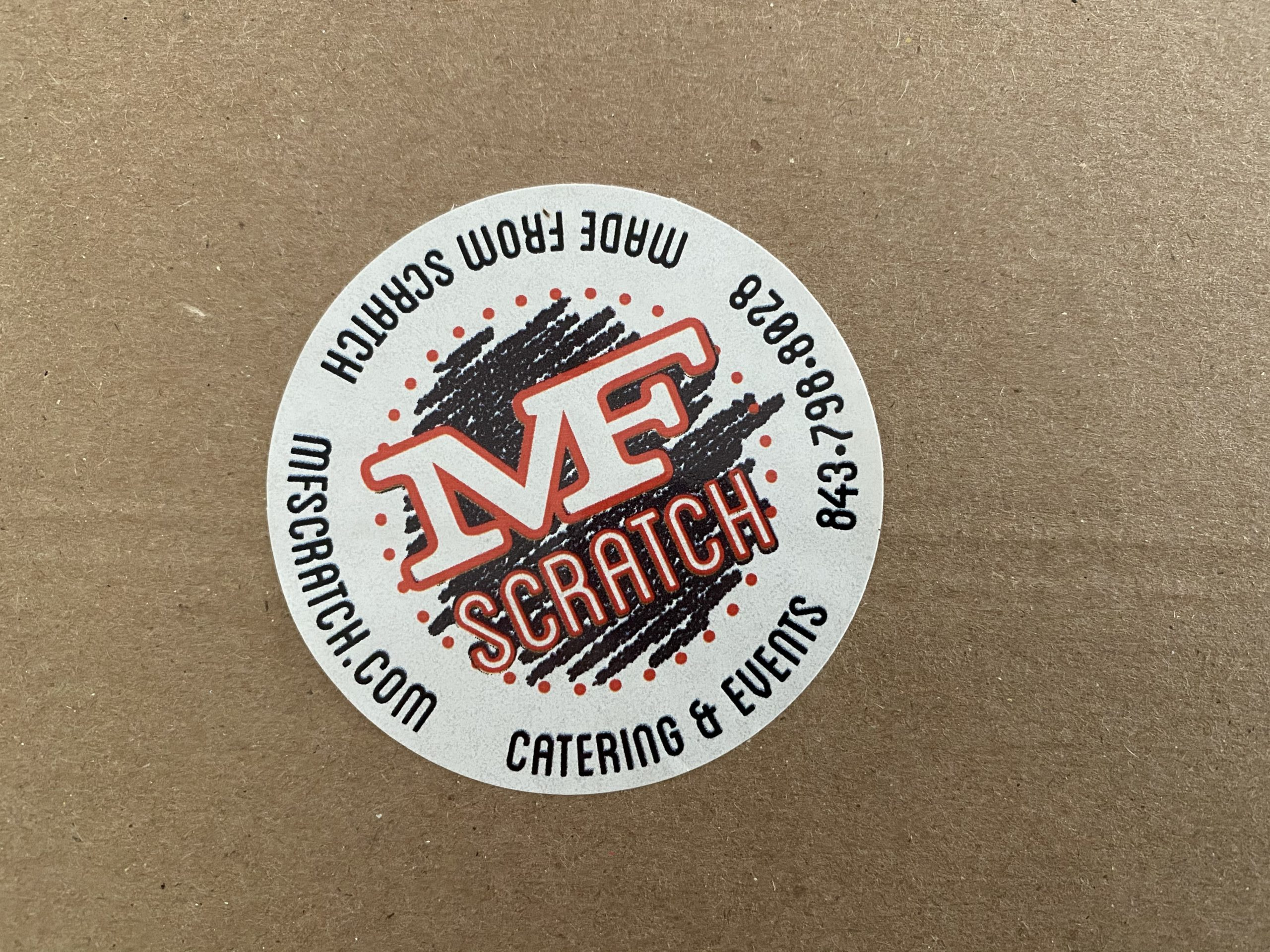 MF Scratch Party Box