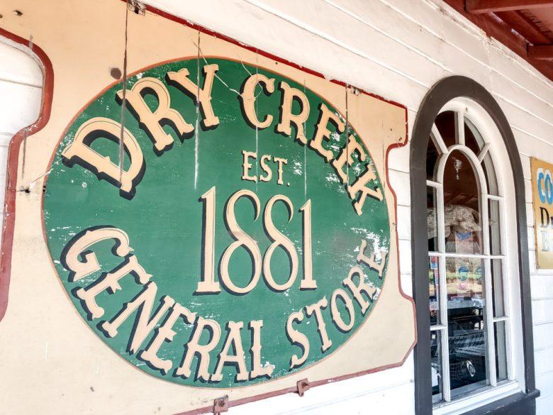 Dry creek general store - sandwich
