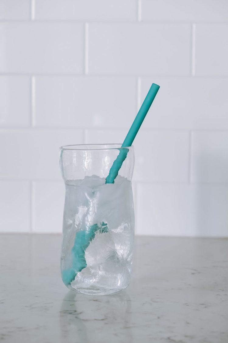 Reusable silicon straws