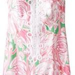 lilly pink flamingo dress