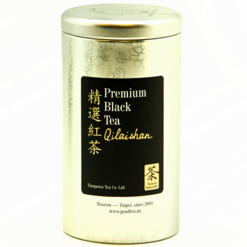Высокогорный чёрный чай с горы Цилай