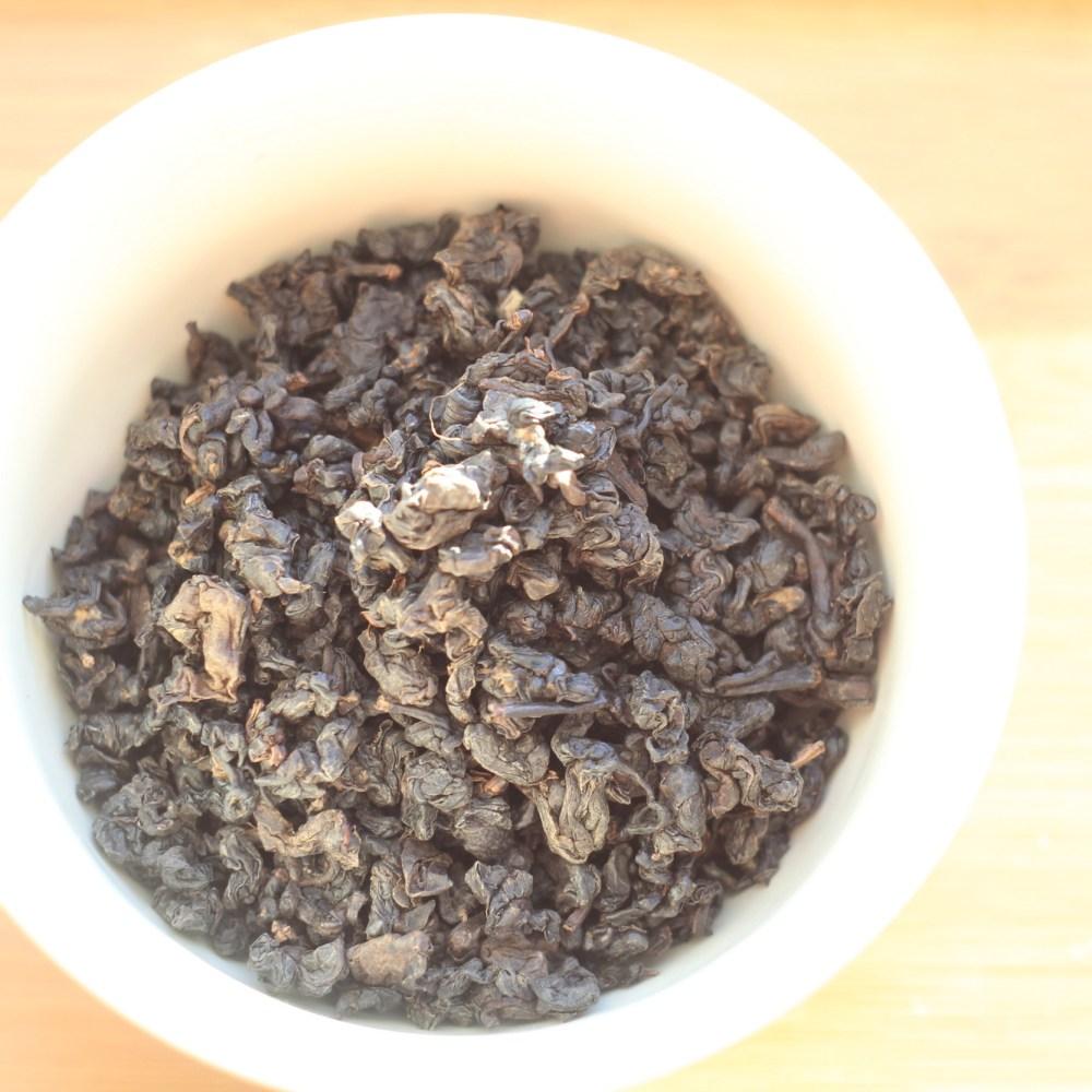Медовый чёрный чай