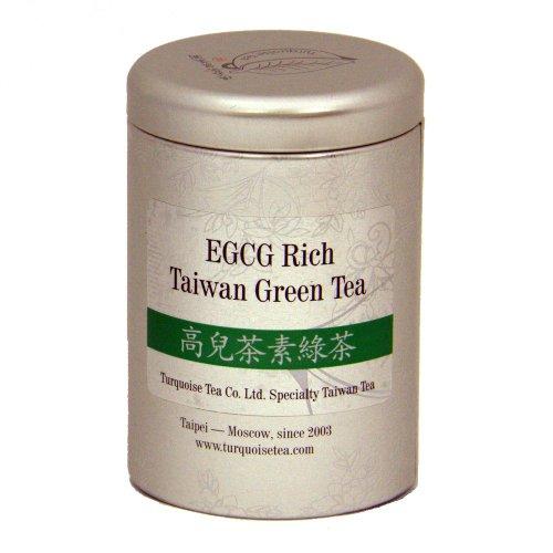 Зелёный чай с высоким содержанием катехинов