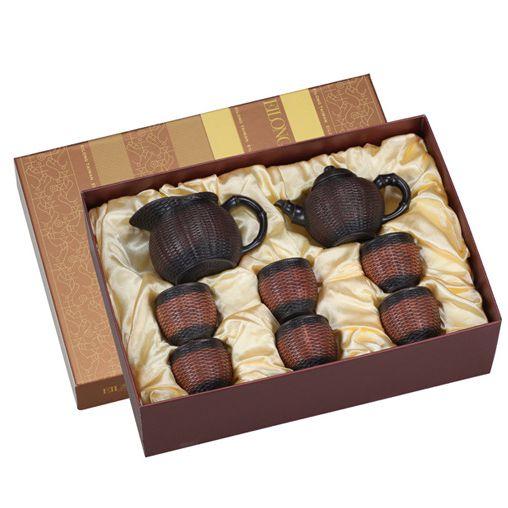 Набор для чаепитий «Бамбуковые корзины»