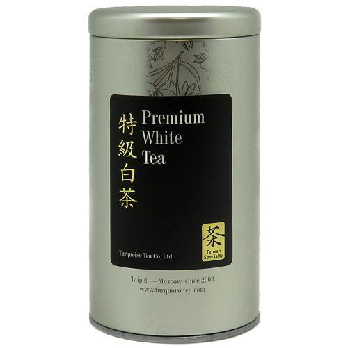 Белый органический чай из Илани