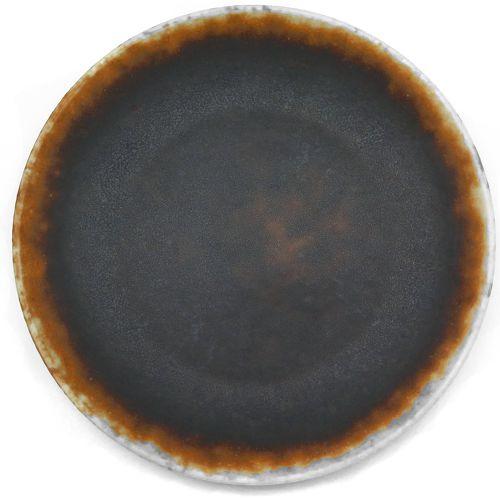 Кружка из фарфора и хрусталя с кузнечиками