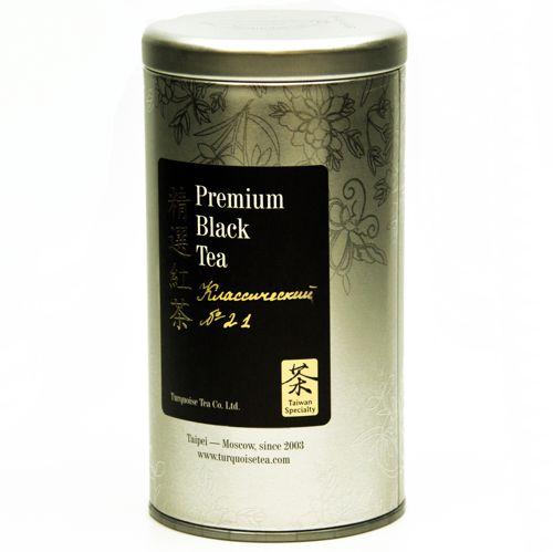 Чёрный чай Тайваньский 21 «Классический»
