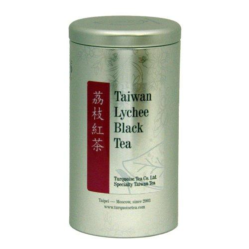 Отборный чёрный чай с личжи