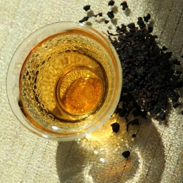 Высокогорный чёрный чай с Грушевой горы