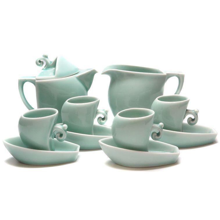Набор для чаепитий «Лодочки»