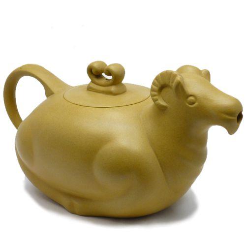 Глиняный чайник «Овечка» (250 мл)