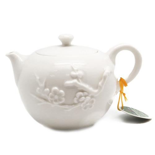Набор для чаепитий «Снежная слива» (чайник, чахай, 6 пиал)