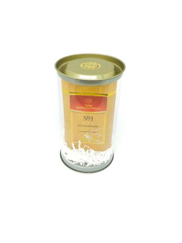 Чай Хорольского в подарочной упаковке
