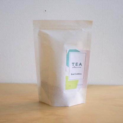 Tea stories iron goddess package