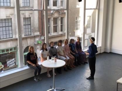 Dutch design week workshop tea stories