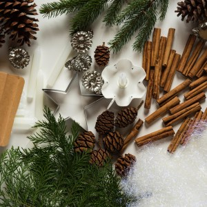 Christmas decorations workshop