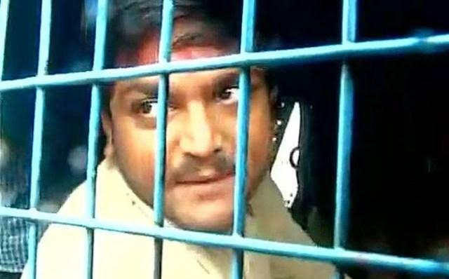 Political Activist Hardik Patel