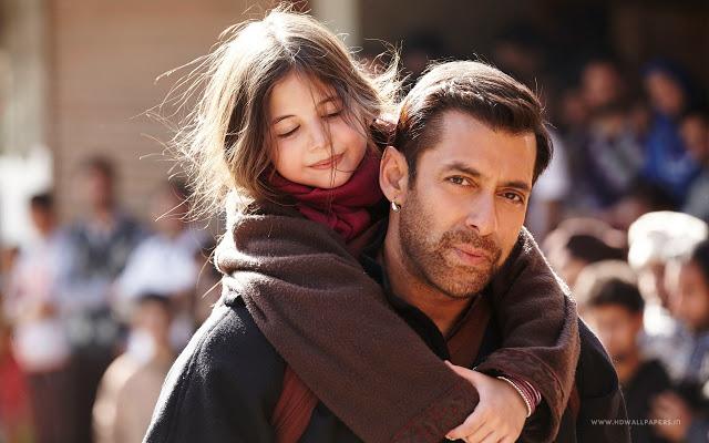2% Indian Watched Bajrangi Bhaijaan on screen