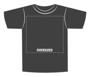 Oversized: Designs over 13″