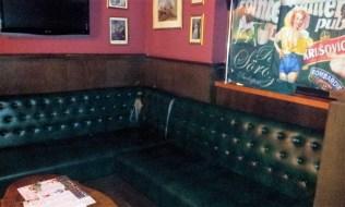 The club sofa