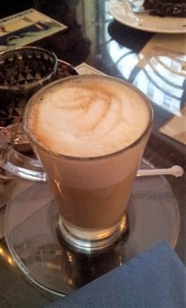 The Café Latte