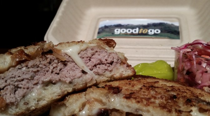 Get a Classic Patty Melt before We Close Early at 6